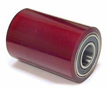 "Lift-Rite (Big Joe) Load Roller Assy - 2"" DiameterTread: Poly, Hub: Steel LF 10210-M-P-A"