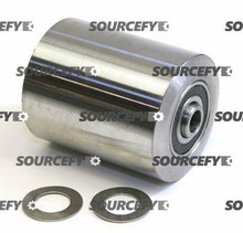 "Lift-Rite (Big Joe) Load Roller Assy - 3"" DiameterTread: Steel, Hub: Steel LF 10210-S-A"