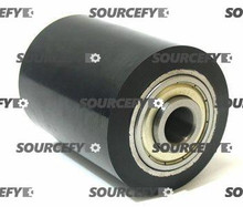 "Lift-Rite (Big Joe) Load Roller Assy - 2.9"" DiameterTread: Ultra-Poly, Hub: Steel LF 20210P-A"