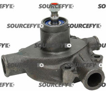 LULL WATER PUMP LU5MW0088 for Linde