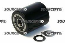 """Magnum (Intrupa) Load Roller Assy - 3"""" DiameterTread: Ultra-Poly, Hub: Steel MG 537-A"""