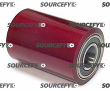 """Mobile Load Roller Assy - 3/4"""" Bearing IDTread: Ultra-Poly, Hub: Steel MO 203M-A"""