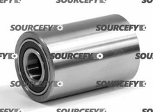"""Mobile Load Roller Assy - 3/4"""" Bearing IDTread: Steel, Hub: Steel MO M200-S-A"""