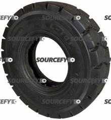 TIRE-500P PNEUMATIC TIRE (5.00X8 TUBED)