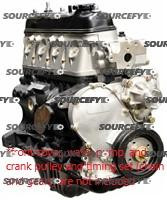ENGINE (BRAND NEW TOYOTA 4Y) for TOYOTA for TCM
