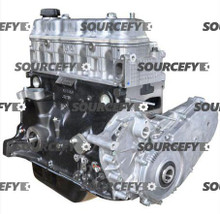 ENGINE (BRAND NEW NISSAN K21) for NISSAN for KOMATSU for TCM