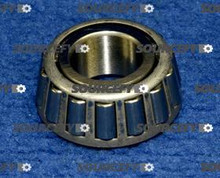 TAYLOR-DUNN BEARING, TAPERED ROLLER 80-514-00