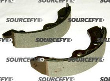 EZ-GO - CUSHMAN BRAKE SHOE SET 23364G1