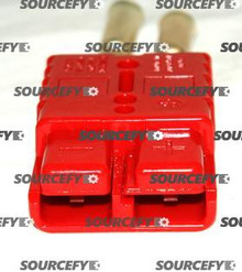 AMERICAN LINCOLN CONNECTOR, 175A RED 1/0 56100621
