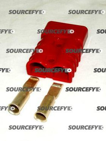 MVP MFG. CONNECTOR, 175A RED 1/0 103250