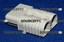 WINDSOR CONNECTOR HOUSING, 175A GRAY 8.600-876.0