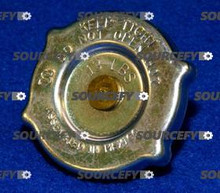 AMERICAN LINCOLN CAP, RADIATOR 56456431