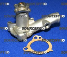 FORD  WATER PUMP 88FX8591C2B