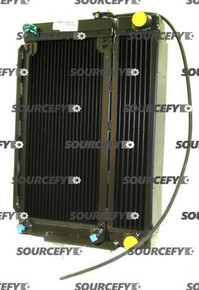 POWER RADIATOR OIL COOLER 3336103