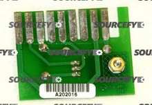 EZ-GO - CUSHMAN PC BOARD 890552