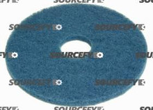 "ETC. HENDERSON FLOOR PADS, 13"" BLUE (5 PACK) JA13BLUBX5"