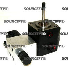 ADVANCE HYDRAULIC MOTOR & MANIFOLD ASS 0782-145