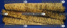 "POWER BROOM, 36"" UNION & WIRE 3300302"