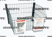 AMIGO MOBILITY CENTER BASKET ASM VALUE SHOPPER 7849
