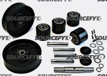 AMERICAN LIFT COMPLETE WHEEL KIT 7775013