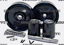 BT COMPLETE WHEEL KIT 7775016