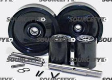 BT COMPLETE WHEEL KIT 3943011