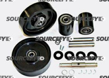 CLARK COMPLETE WHEEL KIT 7776116