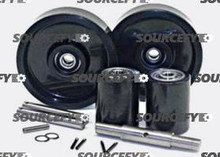 LIFT-RITE COMPLETE WHEEL KIT 7776132