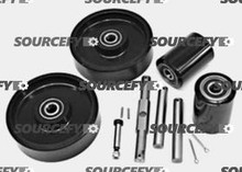 PALLET-MULE COMPLETE WHEEL KIT 7776146