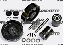 WESCO COMPLETE WHEEL KIT 7776159