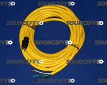 MVP MFG. POWER CORD, 14/3 50' YELLOW 857955