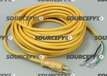 TORNADO POWER CORD, 18/3 50' SPECIAL Y K46490260