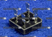 PACIFIC FLOOR CARE RECTIFIER-BRIDGE 911048