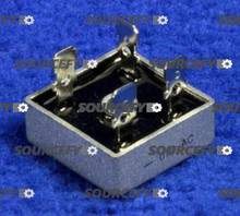 TENNANT-CASTEX NOBLES RECTIFIER, BRIDGE 130304