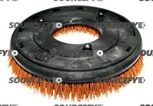"POWER BRUSH, 14"" .060 GRIT W/LUGS 3303741"