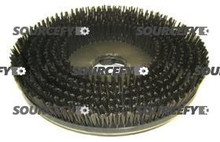 "POWER BRUSH, 14"" WIRE W/PLATE 3313131"