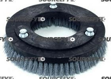 "TENNANT-CASTEX NOBLES BRUSH KIT 11"" .018 GRIT W/LUGS 240261"