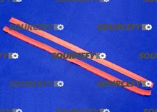 N.S.S. NATIONAL SUPER SERVICE SQUEEGEE BLADE, DURA, (2 PCS) 33-9-4109