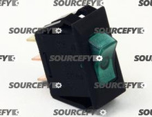 TENNANT-CASTEX NOBLES ROCKER SWITCH 630419