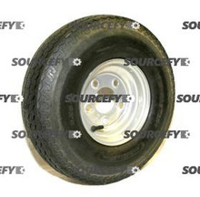 TAYLOR-DUNN TIRE AND WHEEL ASSEMBLY 13-742-13