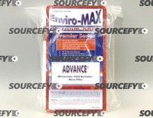 ADVANCE VACUUM BAGS, 50+ CASES (EA) 56391185CF
