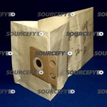ADVANCE VAC BAGS, 5 PKG 8-23-67810