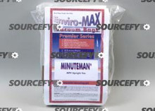 MINUTEMAN INTERNATIONAL VACUUM BAGS, CASE OF 100 370202PKGC