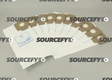 N.S.S. NATIONAL SUPER SERVICE VACUUM BAGS, 50+ CASES(EA) 71-9-0461CF