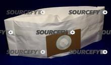 POWER BAG, PAPER 380-4/6 PKG 10 384003PKG