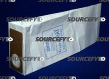 TASKI VACUUM BAGS, 50+ CASES (EA) 85021-60CF