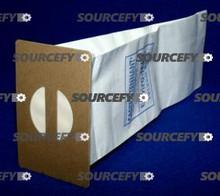 TENNANT-CASTEX NOBLES VACUUM BAGS, 10+ CASES (EA) 1067455CT