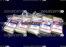 TENNANT-CASTEX NOBLES VACUUM BAGS, 50+ CASES (EA) 1014505CF