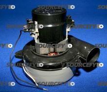 AMETEK VAC MOTOR, 120V AC, 2 STAGE 116207-00