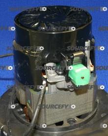 AMETEK VAC MOTOR, 36V DC, 3 STAGE 116513-13
